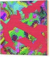 6-17-2015gabcdef Wood Print