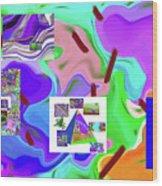6-19-2015dabcdef Wood Print