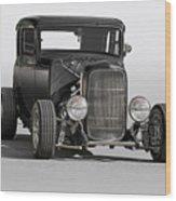 1932 Ford Tudor Sedan Wood Print