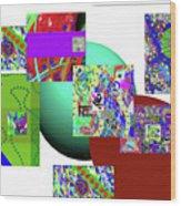 6-20-2015gabcdefg Wood Print
