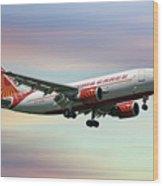 Air India Cargo Airbus A310-304 Wood Print