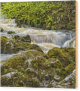 Aira Force Wood Print