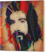 Cat Stevens Collection Wood Print