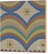 Colcha Wood Print