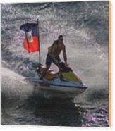 Haiti Wood Print