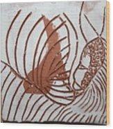 Jesus Christ - Tile Wood Print