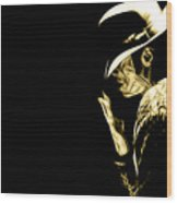 Michael Jackson Collection Wood Print