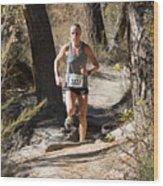 Pikes Peak Road Runners Fall Series IIi Race Wood Print