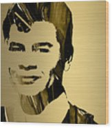 Ritchie Valens Collection Wood Print