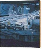 Star Wars Episode 6 Poster Wood Print
