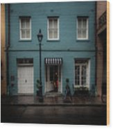 608 Bienville Street Wood Print