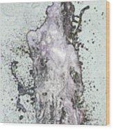 6521 Wood Print