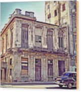 Havana, Cuba Wood Print