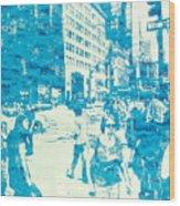 665 Fifth Avenue New York City Wood Print
