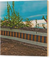 6x1 Philippines Number 432 Tagaytay Panorama Wood Print