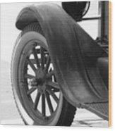 1926 Model T Ford Wood Print