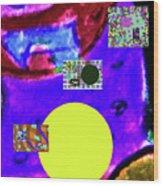 7-20-2015dabcdef Wood Print