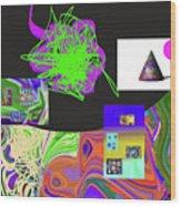7-20-2015gabcdefg Wood Print