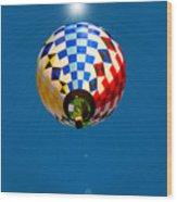 Balloon Festival 2015 Wood Print