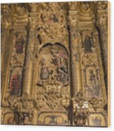 Cathedral Of Seville - Seville Spain Wood Print