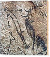 Cave Art: Lascaux Wood Print