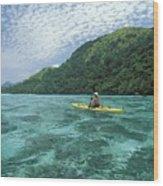Fiji, Kadavu Island Wood Print