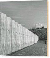 Flight 93 National Memorial Wood Print