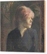 Lautrec  Wood Print