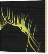 Liquid Latex Wood Print
