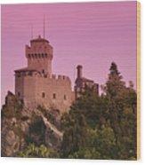 San Marino Wood Print