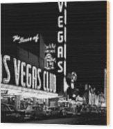 The Las Vegas Strip Wood Print