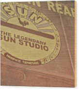 706 Union Avenue Wood Print