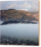 Scotland United Kingdom Uk Wood Print
