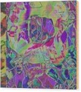 71140 Wood Print