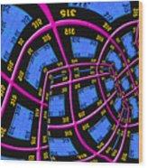 73395 - 11eb3 Wood Print