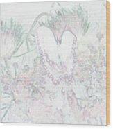 7839 4 Wood Print