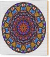 790-04-2015 Talisman Wood Print