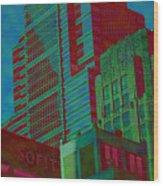 7971 Wood Print
