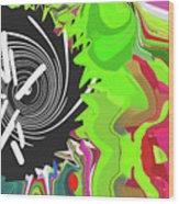 8-11-2015c Wood Print