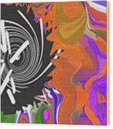 8-11-2015cabcdefghi Wood Print