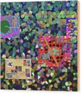 8-12-2057l Wood Print