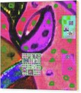 8-3-2015c Wood Print