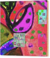 8-3-2015cabcdefghijklmnopqrtuvwxyzabcdefghij Wood Print
