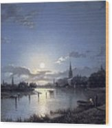 31040 Henry Pether Wood Print