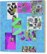 8-8-2015babcd Wood Print