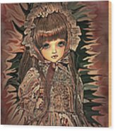 Baby Doll Collection Wood Print