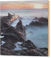 El Golfo - Lanzarote Wood Print