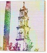 Jaffa, St Peter Church And Monastery Wood Print