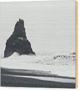 Ocean Wood Print