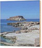 Pegeia - Cyprus Wood Print